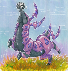 pokeddexy day 1 - favourite bug type by not-fun