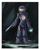 Gipsy Danger by ars-autem-lux