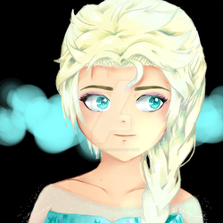 The Snow Queen by TealEevee15