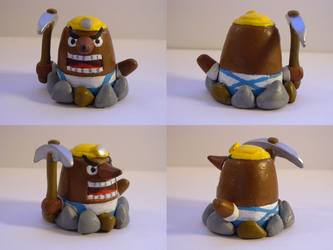 Mr. Resetti by ville10