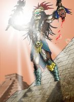 Aztec Predator by Bender18 by Ronniesolano