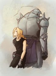 Elric Brothers by Simbelmina