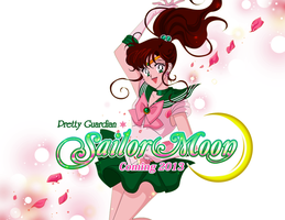Sailor Moon 2013! Jupiter Promo by scpg89