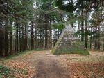 Pyramid and Forest Landscape by Lucy-Stock