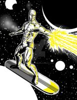Silversurfer by darlinginc