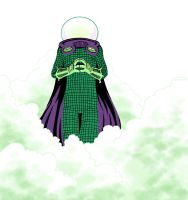 Mysterio by misterclayton