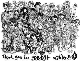2000+ Watchers - Let's go on an Adventure!! by Josh-S26