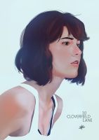 10 Cloverfield Lane [Fan-heart] by SteamyTomato