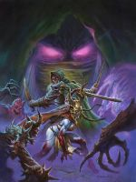 Shadows of the Underworld by AlexHorley