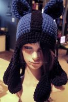 Lucario Hat by AAMurray
