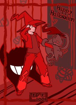 Halloween 2009 by The-Blue-Pangolin