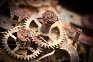 Gears and Cogs by finkycake