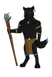 Chief Burnfeather by horse14t