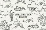 Brushset 09: triangles by mercurycode