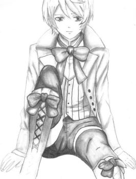 Alois Trancy by TomMarvoloRiddle13
