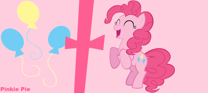 Pinkie Pie wallpaper by Rose-fang