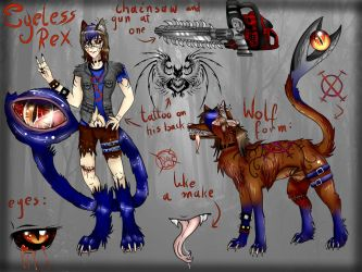 -Eyeless Rex-full ref by xXFireStarryXx