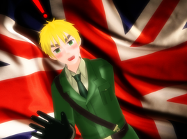 England Edit by snips800