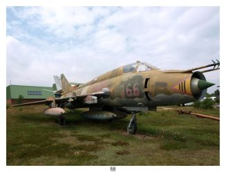 Sukhoi Su-22 M 4 IV by PsykoHilly