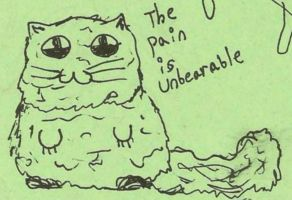 The Pain Is Unbearable by BakerLylesValentine