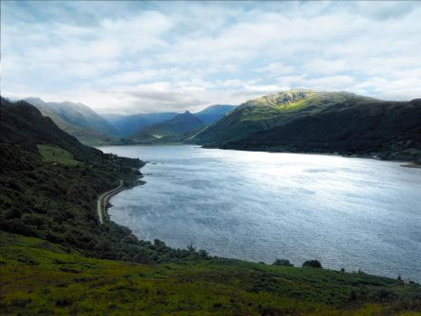 Scotland 49 by cemacStock