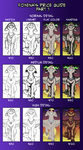 Commission Price chart by Foxenawolf