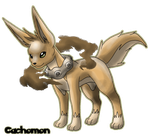 Eeveelution: Areneon by Cachomon