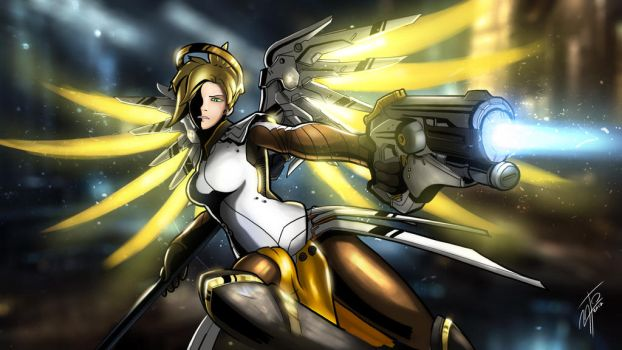 Mercy by Kr1ger