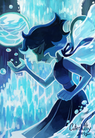 Water Witch by CuteSkitty