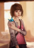 Max Caulfield by Star--Chasm