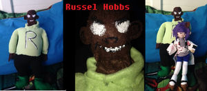 Russel by Icestromflash
