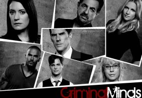 Criminal Minds by CreamCup-A-Cake