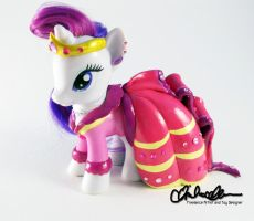 Suited for Success Custom Rarity custom MLP by thatg33kgirl