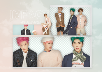 IMFACT | PNG PACK #27 by taertificials