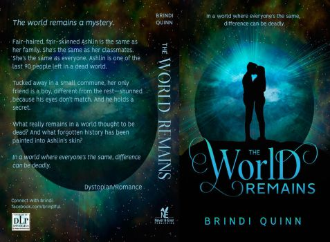 **SOLD** The World Remains by DLR-Designs