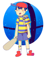 Super Smash Ness by Exxvus