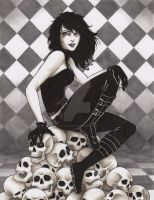 Death from Sandman by sorah-suhng