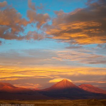 Chile - Desert Sunset by lux69aeterna