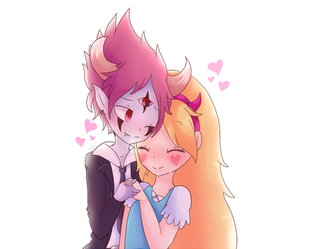 StarTom(Star vs the forces of evil-Shipp) by victoriartistaewe