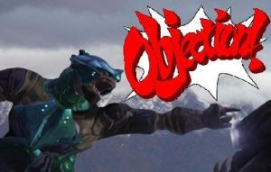 OBJECTION Brute by toadking07