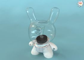 Digital Dunny: Bright Idea by Wetpixels