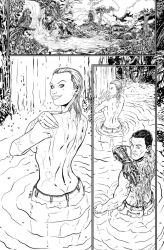 Danger Girl and Army of Darkness #5 page 19 by crisbolson