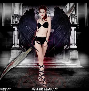Dark Angel by Alugart17