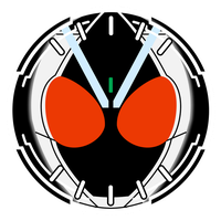 Fourze RideWatch by markolios