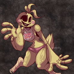 Toy Chica by nightmaw