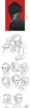 TW3: yet another sketchdump by coupleofkooks
