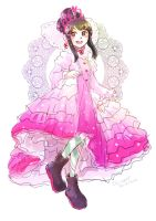 Princess Venellope by DC9spot
