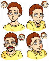 Morty Smith by LucLeon