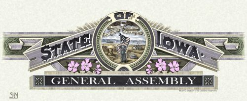 State of Iowa General Assembly by srnoble