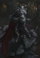 King of Lycan by kiddo428